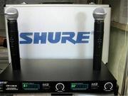 Микрофон Shure Lx88-III радиосистема 2 (беспроводных) микр Shure SM58