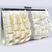 Свадебные аксессуары - сумочка (клатч)