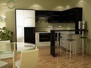 Мебель для кухни и комнат от производителя на заказ. МДФ,  массив.