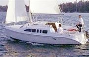 Продам американская п/м яхта,  8 м