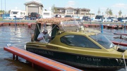 Катер алюминиевый Gladius SeaWind 520 HT