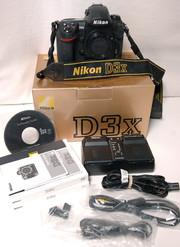 Продажа:: Новый Nikon D3X FX 24MP DSLR камеры