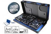 2 х Pioneer CDJ-400K Pro игрока и Pioneer DJM-400K Смеситель дело