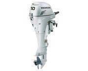 Продаю лодочный мотор бу Honda BF10