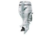 Продаю лодочный мотор бу Honda BF90