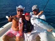 Океанская рыбалка в Майами,  США
