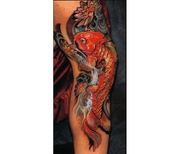 Услуги тату-мастера.Опытный мастер качественно выполнит татуировку