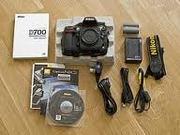 Nikon D300s 12MP DSLR Camera