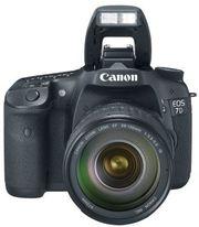 Canon EOS 7D 18MP Digital SLR Camera