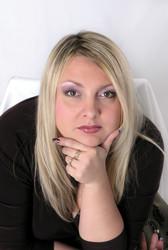Российская исполнительница Людмила Шаронова