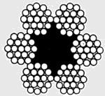 Канат (трос) стальной гост 3070-88