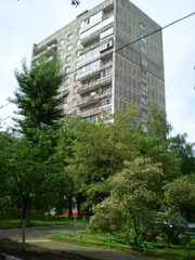 2ком квартира ,  м.Волжская 5мин пешком от метро.