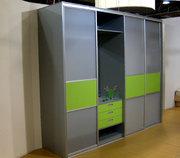 Шкафы- купе на заказ по доступным ценам.