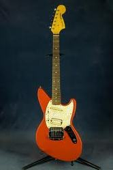 Fender Jag-Stang designed by Kurt Cobain