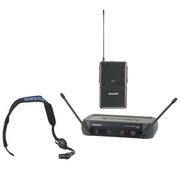 микрофон Shure PGX14/30 головная радиосистема.оригинал.магазин