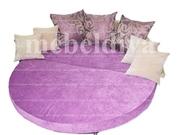 Круглый диван-кровать Круг с доставкой + гарантия