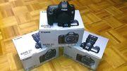Canon EOS 5D Mark III 22.3MP + 24 - 105мм объектив