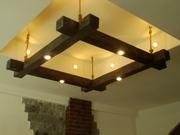 Дизайнерские лампы,  мебель,  уникальные интерьеры