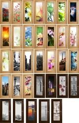Межкомнатные двери с фотопечатью.
