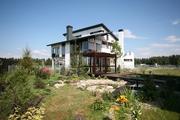 Продам дом  335 м2 в КП «Высокий берег» на Истринском водохран