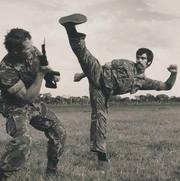 Рукопашный бой ударный стиль.Индивидуально у вас дома