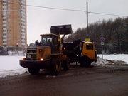 Вывоз снега по всей Москве и области