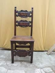 Продаются старинные стулья начала 19 века.