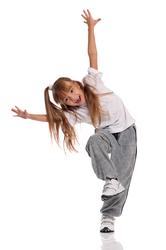 Хип-хоп для детей - УРОК В ПОДАРОК получить!