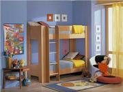 Кровать двухъярусная Ванюша.