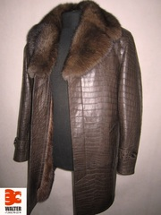 Куртка из КРОКОДИЛА за Неделю!