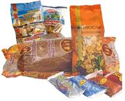 Полноцветная печать на пакетах и гибкой упаковке