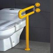 Оборудование для инвалидов в туалеты и санузлы. Поручни антибактерия