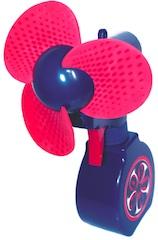 Ручной портативный вентилятор с распылителем воды Дутик