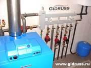 Гидрострелки с коллекторами для отопления от производителя