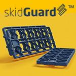 Противобуксовочные пластины для авто SkidGuard