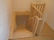 Изготовление и установка лестниц из дерева