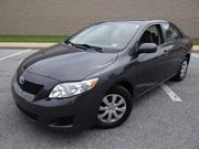 Toyota Corolla Темно-серый цвет,  модель 2010 ..prerfect состояние ....