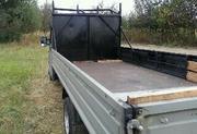 Грузоперевозки на газели.открытый борт до 8метров