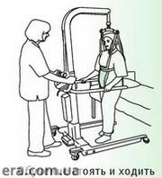 Продам новый подъемник для обучения инвалида стоять и ходить.