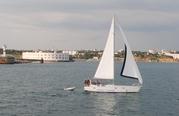 Парусно-моторная круизная яхта 46 футов