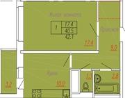 Продам 1-ком квартиру в новом доме