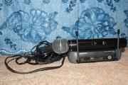 Продам радио микрофон с радио системой: