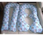 Подушка для беременных в форме  U ,  Подкова.Скидка 30%