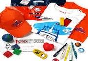 Любые сувениры и подарки с Вашим логотипом!