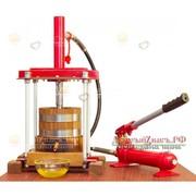 Деревянный пресс для масла,  мёда и сока