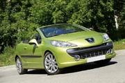 Продам Peugeot 207cc кабриолет