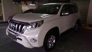 Toyota Prado TXL 2012 году модель,  цвет белый .... полный вариант;