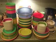 Новая Пластиковая Посуда