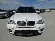 BMW X5 2011 белого цвета,  полный вариант,  движимый леди, ,