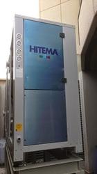 Чиллер с спиральными компрессорами hitema